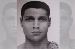O rosto seria do rapaz identificado no início das investigações como acompanhante de Jorge Pedra