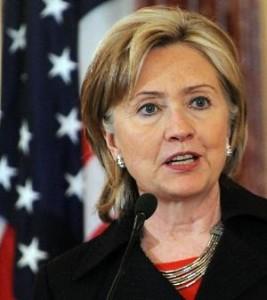 Hillary exclui envolvimento dos EUA na Síria por enquanto