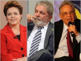 Dilma supera Lula e FHC no 1º ano