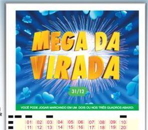 Mega-Sena da Virada: confira os números sorteados pela Caixa
